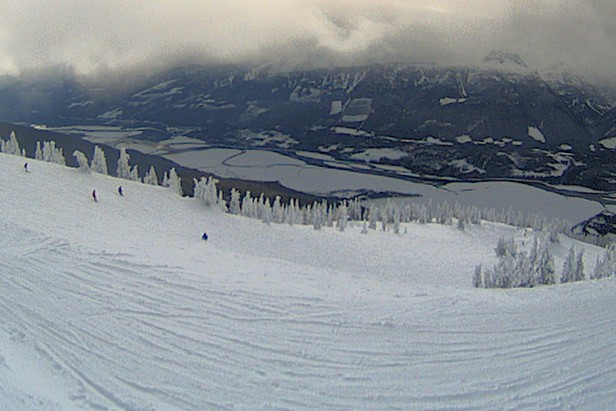 Revelstoke--Top of the Stoke high-speed quad chair